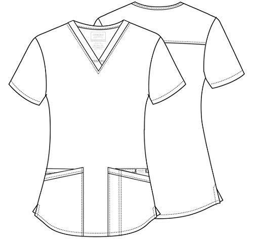 CHEROKEE Workwear Professionals V-Neck Scrub Top