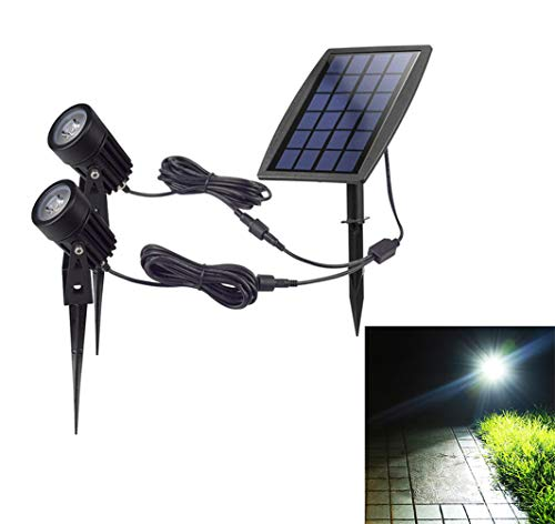 Solar Panel Exterior Lighting in US - 8