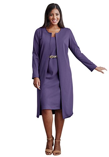 2 Piece Knit Dress - 5