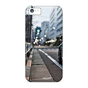 CarlHarris Dnd2621rkXQ Cases Covers Skin For Iphone 5c (audi S4 Blur)