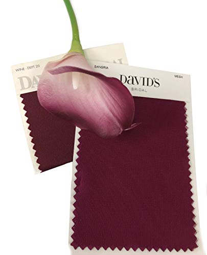 Angel-Isabella-10pc-Set-of-Real-Touch-Calla-Lily-Keepsake-Artificial-Calla-Lily-with-Small-Bloom-Perfect-for-Making-Bouquet-BoutonniereCorsageQuality-Keepsake-Artificial-Flower-Burgundy-Trim