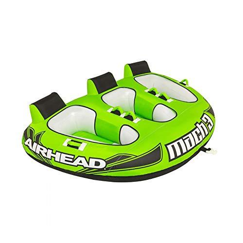 - Airhead MACH 3, 3 Rider Towable Tube