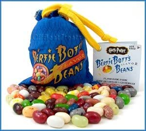 Harry Potter Bertie Bott's Beans Jelly Beans 3.5 Ounce Bag