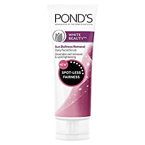 Pond's White Beauty Sun Dullness Removal Daily Facial Scrub 100 g