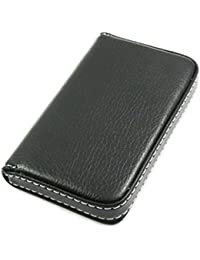 Business Name Card Holder Synthetic Leather Case