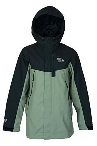 Mountain Hardwear Men's Heritage Exposure Parka (Medium)