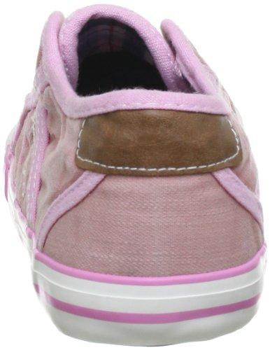 Mustang - Zapatillas para Niños-Niñas Rosa