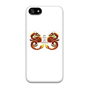 XIk4319gKCI Faddish Year Of The Dragon Case Cover For Iphone 5/5s