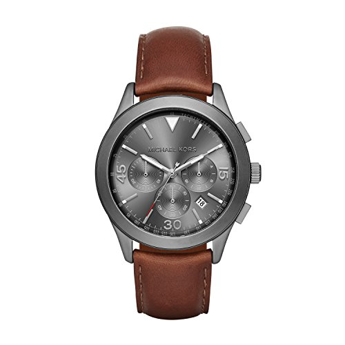 Michael Kors Men's Gareth Brown Watch MK8471