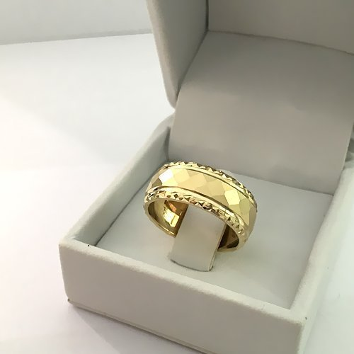 Woman Wedding Band 14k or 18k White Gold or Yellow Gold or Rose Gold Wedding Ring For Her Marriage Rings Free Shipping HANDMADE