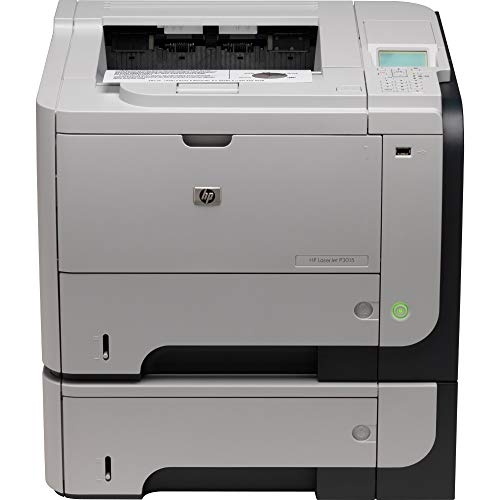 Renewed HP LaserJet P3015X P3015 CE529A CE529A#ABA Laser printer With Toner and 90-Day Warranty (Hp Printer P3015dn)