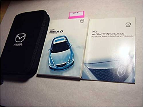 owners manual for a 2005 mazda 6