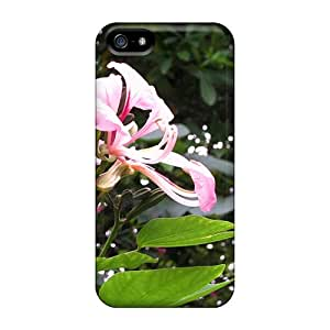 Top Quality Protection The Mountain Flowers Case Cover For Iphone 5/5s