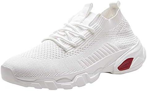 LXJL Zapatillas de Deporte para Hombre Zapatos con Cordones Patrón de Panal liviano, Zapatos Casuales Transpirables Que absorben los Golpes,a,39: Amazon.es: Hogar