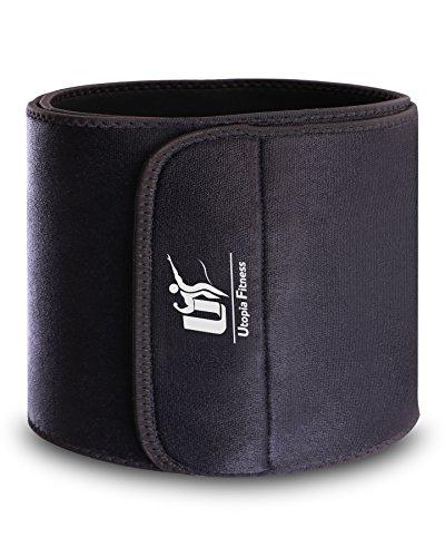 Premium Waist Trimmer Belt - Slim Body Sweat ...