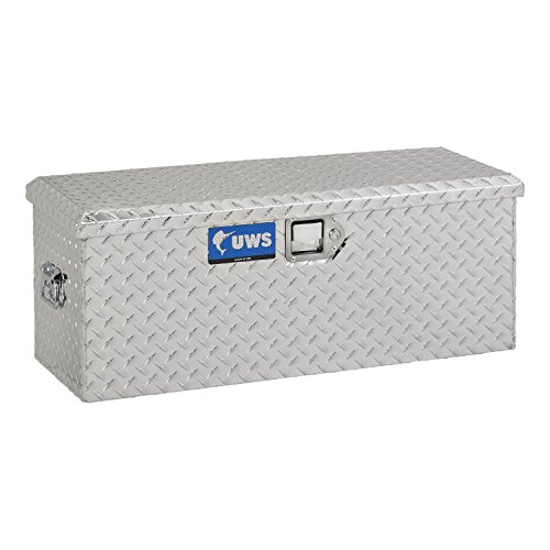 - UWS EC20061 36-Inch Foot Locker Tool Chest Aluminum Storage Box