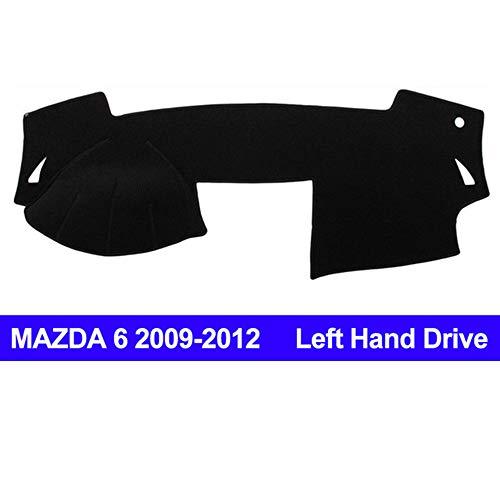 - AUCD Car Dashboard Cover Dash Mat for Mazda 6 2009 2010 2011 2012 Non-Slip Sun Shade Automobile Dash Mat Pad Carpet Anti-UV