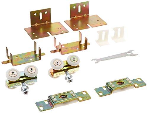 Stanley Hardware V150 Zinc Plated Pocket Door Replacement Ki