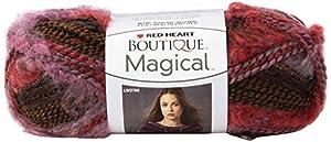 Coats: Yarn - Red Heart Boutique Magical Yarn