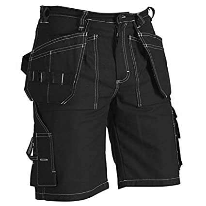 BLAKL/ÄDER schwarz C48 Bl/åkl/äder Workwear 172177 Arbeitsshorts Handwerker1534
