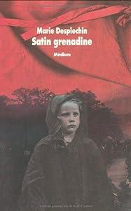 """Afficher """"Satin grenadine"""""""
