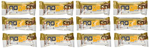 NoGii High Protein Nutritional Bar, 12 Count
