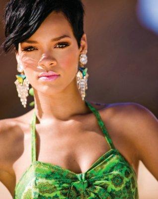 Rihanna 8X10 Photo - New!! - Wow!!! #02