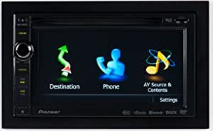 "Pioneer AVIC-X930BT 6.1"" In-Dash Navigation AV Receiver with iPod/iPhone Control, Bluetooth, Pandora (Discontinued by Manufacturer)"