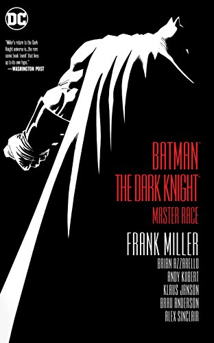 Batman: The Dark Knight: Master Race cover