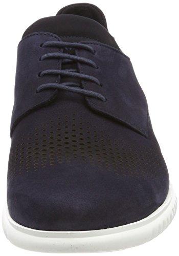 LLOYD Abott, Sneaker Uomo Blau (Midnight/Schwarz)