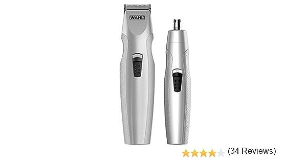 Wahl - Combo de recortadora de bigote y de barba, 5606-308: Amazon ...