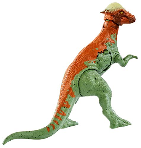 Jurassic World Battle Damage Pachycephalosaurus Figure