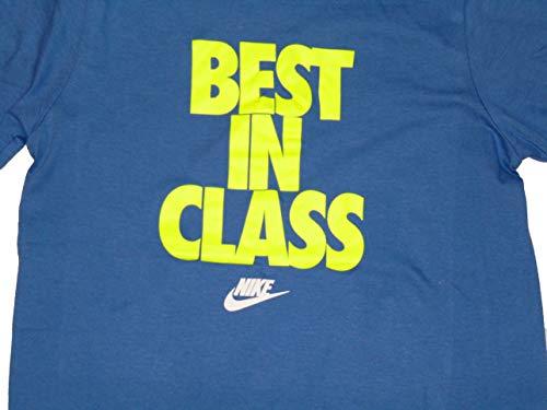 Nike Boy's Cotton T Shirt Best in Class 3