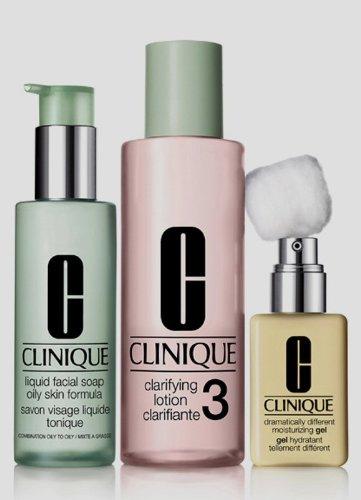 clinique combination skin