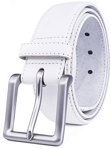 Belts for Men, Classic Stitched 1.69