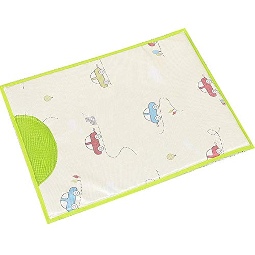 GYZTF Pet Ice Pad Summer Dog Pad Cat Pet Kennel Summer Pet Pad Small Pet Moisture Pad ()