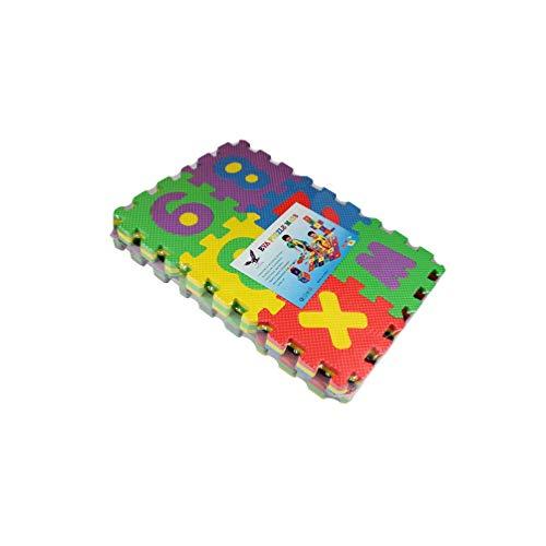 Animal Alphabet Foam Puzzle - 5