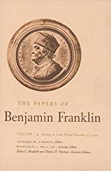 The Papers of Benjamin Franklin Volume 1 January 6, 1706 Through December 31, 1734