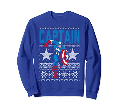 Marvel Ugly Christmas Sweater Store