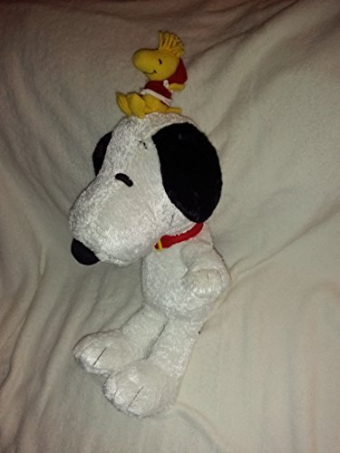 25' Plush (Large Rare Snoopy Plush With Woodstock 25'' Inches by United Feature Syndicate)