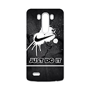 New Style Custom Picture Just do it Nike fashion cell phone case for LG G3