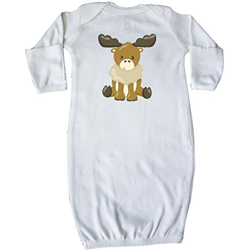 orn Layette White 27735 (Moose Sleeper)