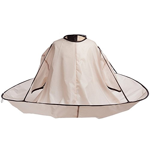Used, Umbrella Style Hair Cutting Cloak Cape Salon Barber for sale  Delivered anywhere in Canada