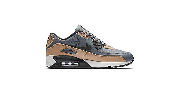 Lifestyle Shoes | Nike Air Max 90 Premium Cool GreyMushroom