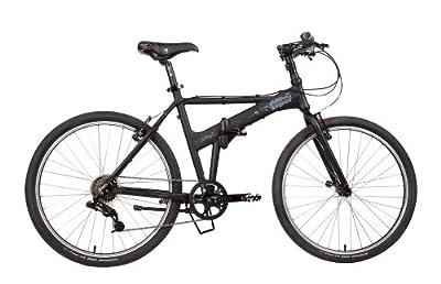 Dahon Jack D7 Folding Bike (Shadow)