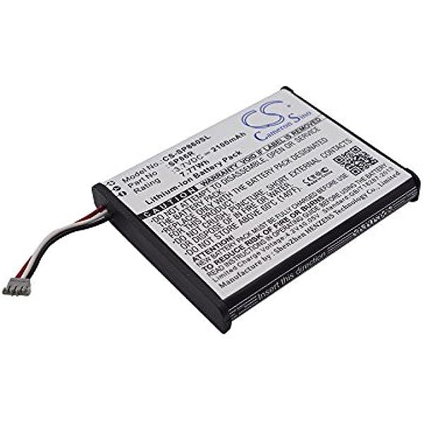 Batterie 2100mAh type 4-451-971-01 SP86R Pour Sony PS Vita 2007