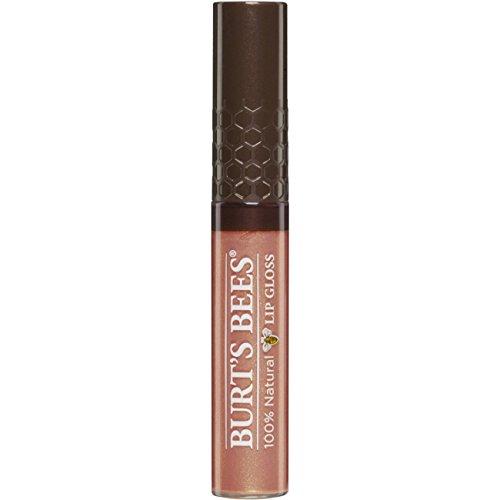 Burt'sBurt's Bees 100% Natural Moisturizing Lip Gloss, Autumn Haze - 1 Tube with Wand Applicator