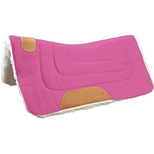 Pony Saddle Blanket - Tahoe Tack Contour Cut Canvas Saddle Pad