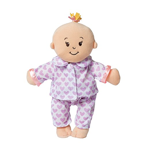 Manhattan Toy Baby Stella Bouncy Chair Baby Doll Accessory for 12 and 15 Dolls