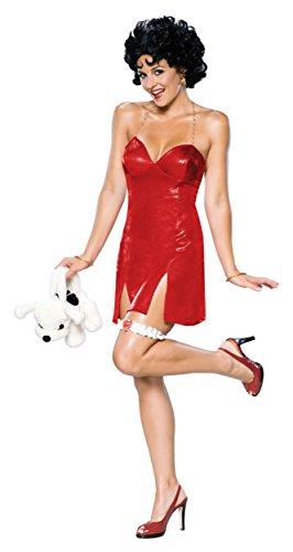 Betty Boop Adult Costume - (Betty Boop Adult Costume)